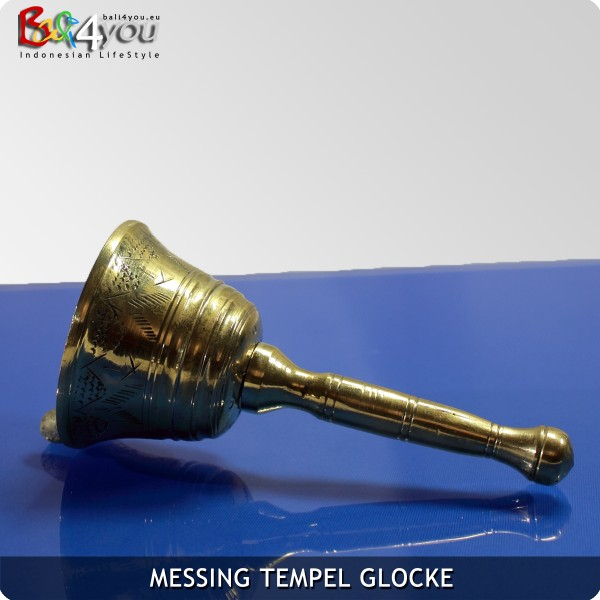 Space Clearing Bell Tempelglocke M