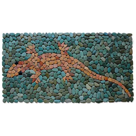 Naturstein Gecko Mosaik