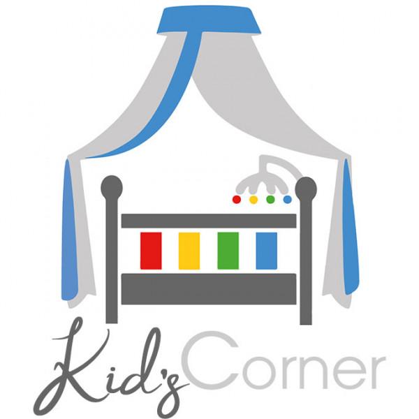 Baldachin Kid's Corner 1 Punkt SET D70 x H200