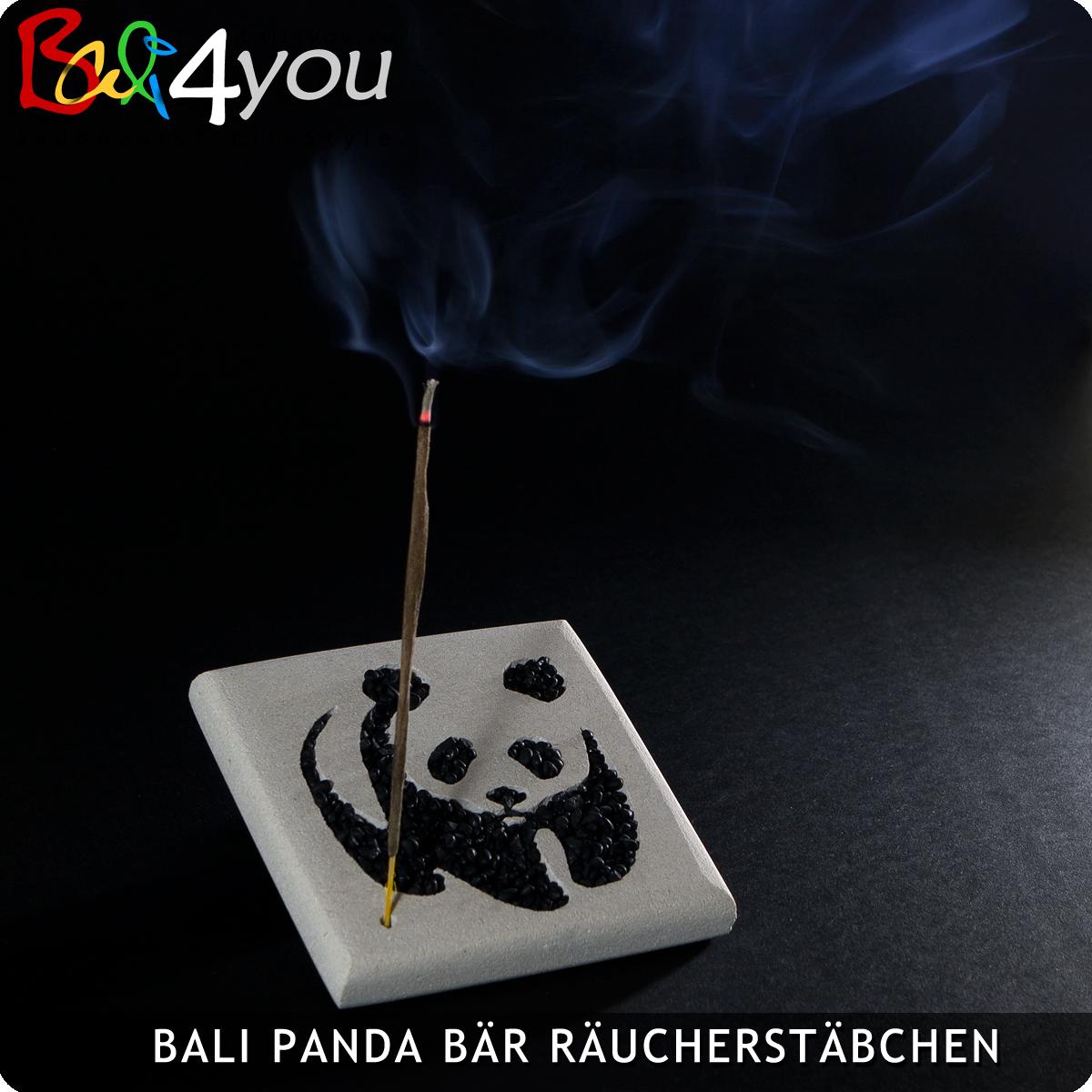 Zen Räucherstäbchenset Panda