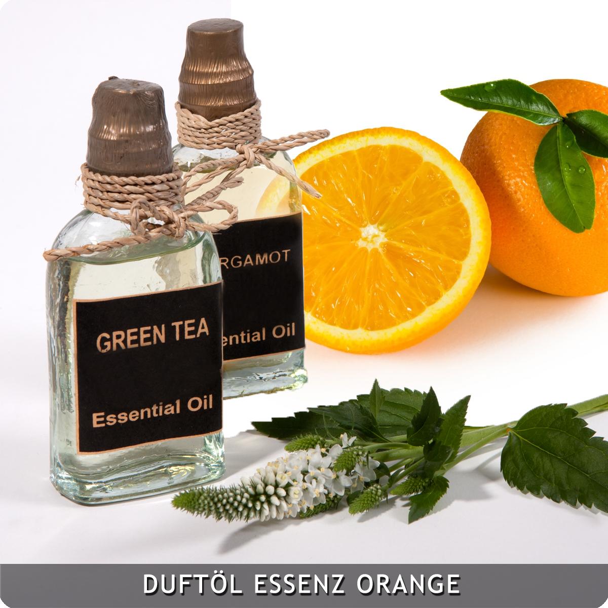 Duftöl Orange 40ml Glas