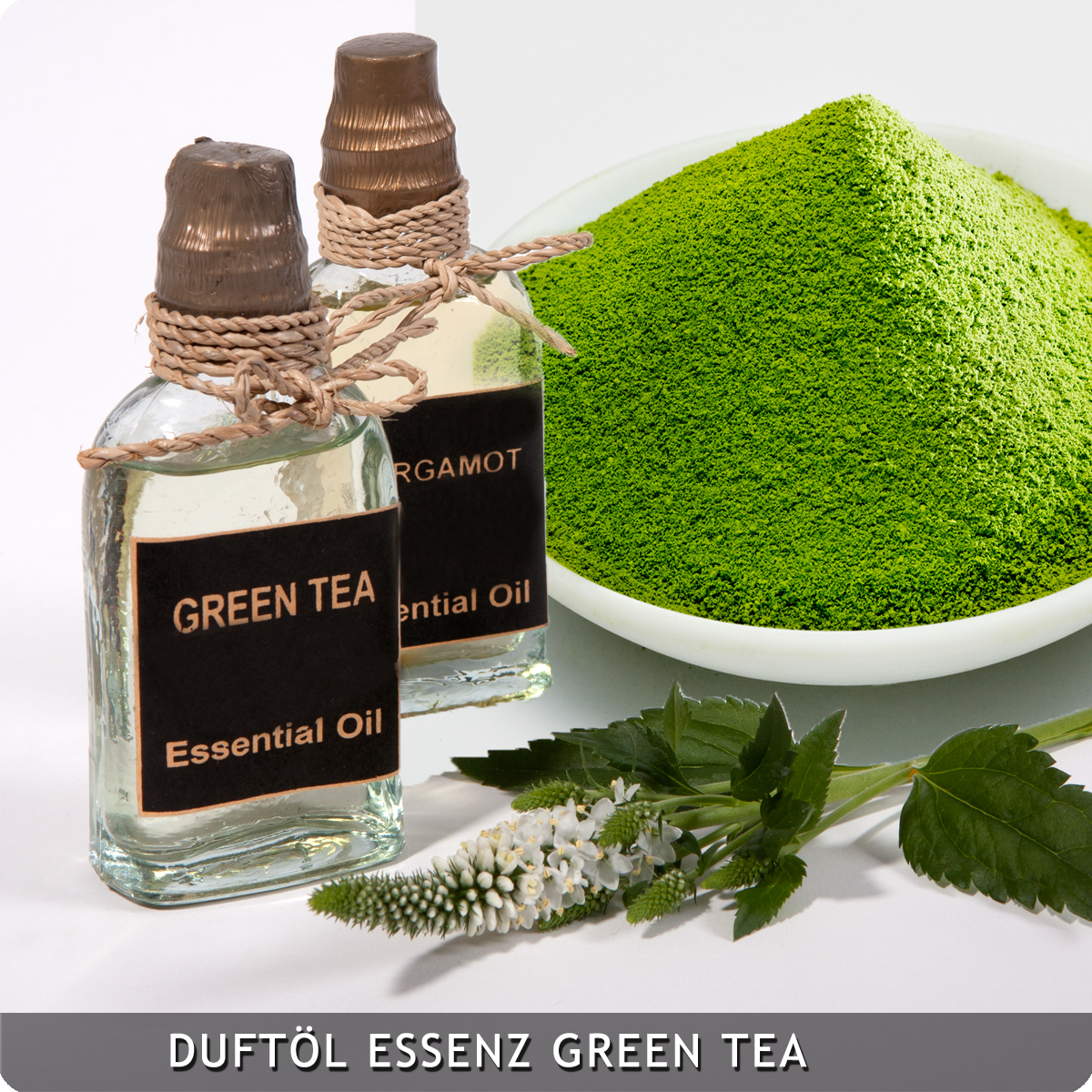 Duftöl Grean Tea 40ml Glas