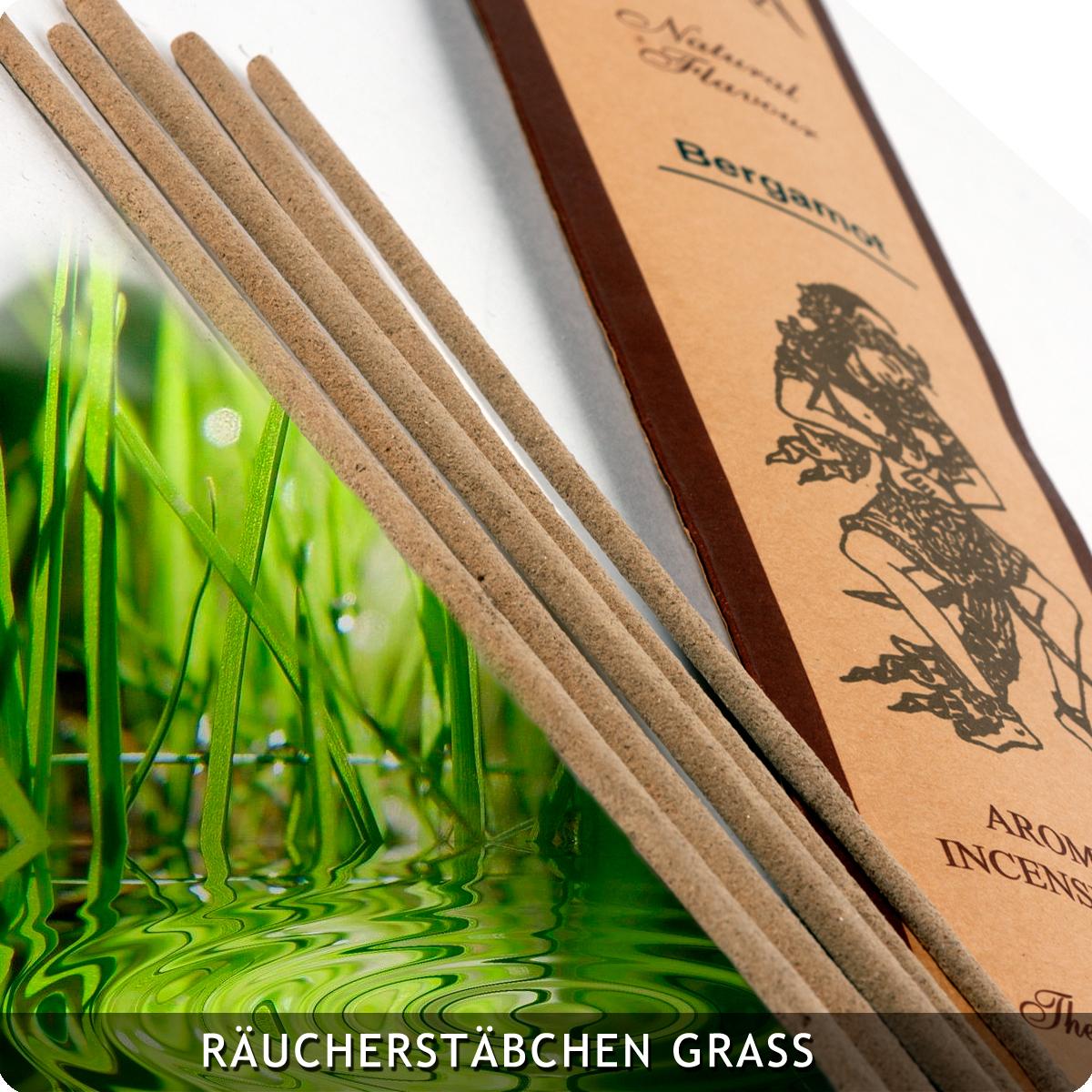20 Räucherstäbchen Grass