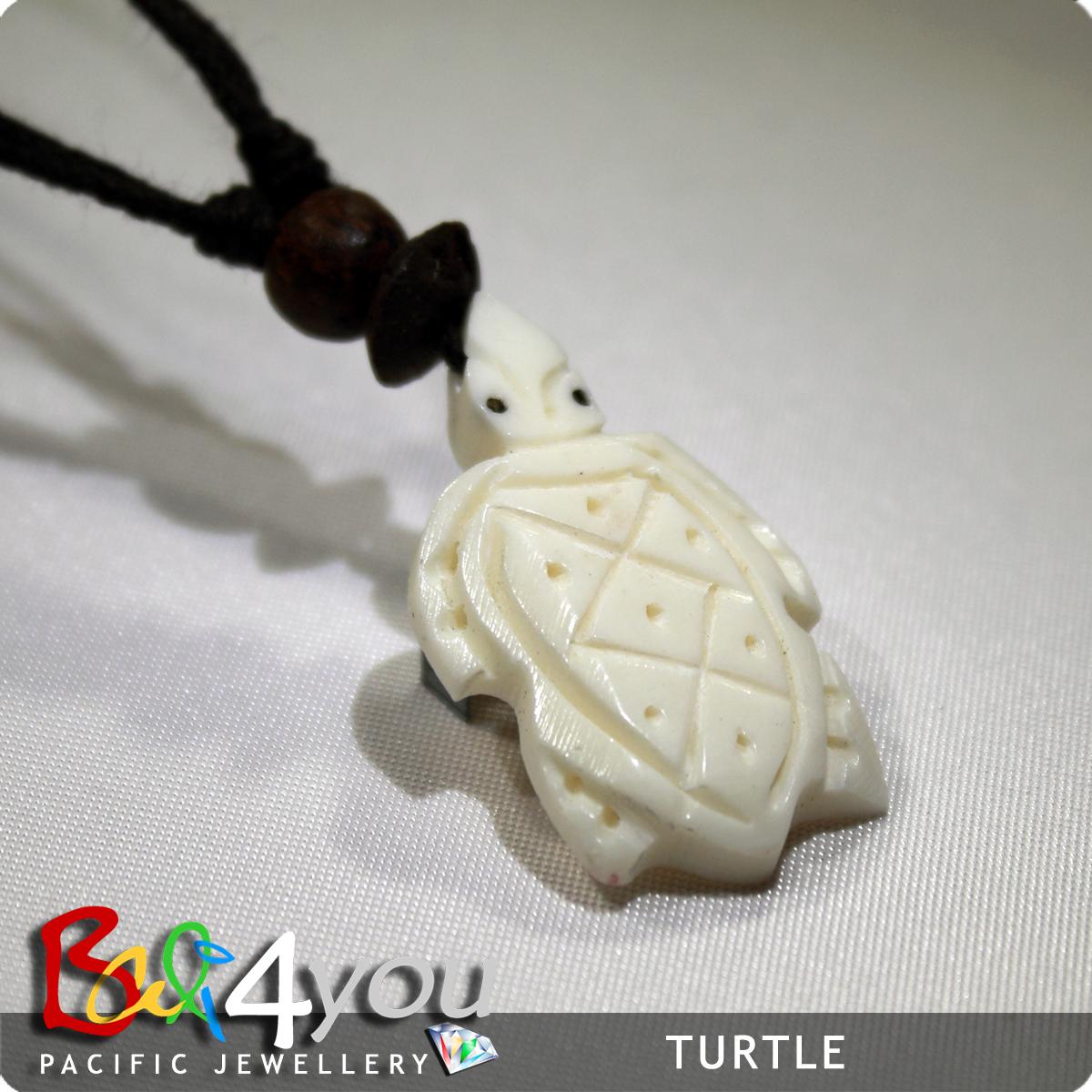 Bali Style Halskette mit Turtle